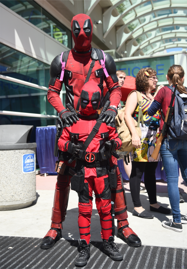 Big Deadpool, Little Deadpool