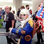 Bioshock Infinite motorized Patriot