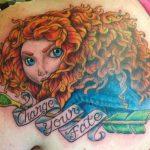 Brave Tattoo
