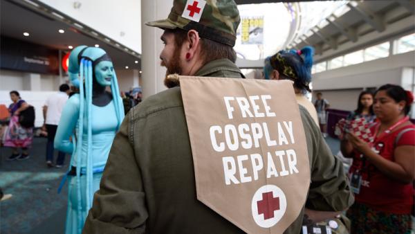 Cosplay Medic