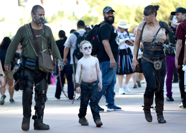 Fury Road Family
