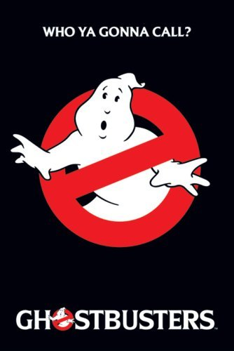 Ghostbusters Who Ya Gonna Call Poster