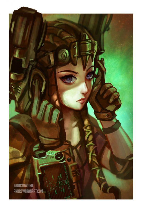 Gunslinger Zelda