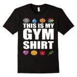 Pokemon Gym Shirt