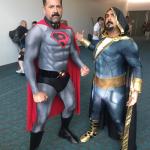 Red Son Superman & Black Adam
