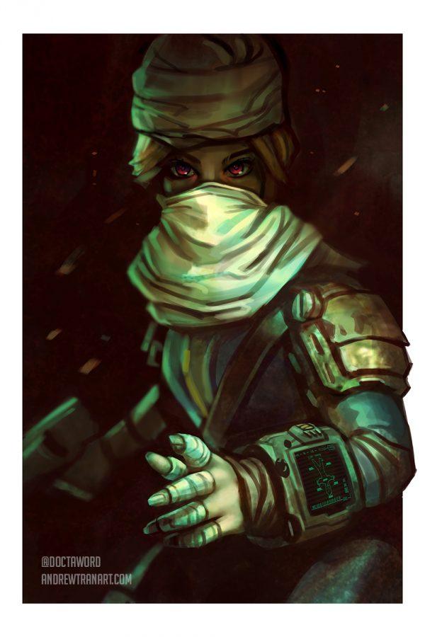 Scrounger Sheik