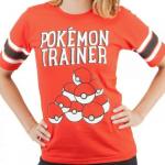 Women's Pokemon Trainer Shirt