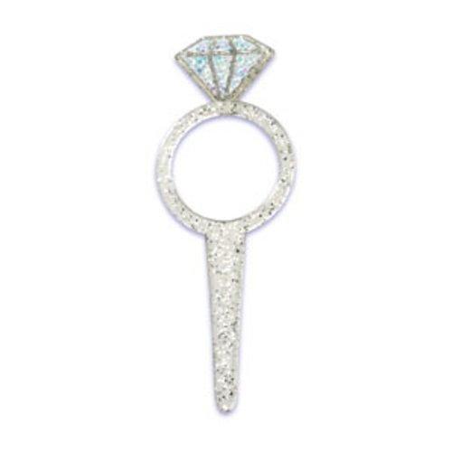 Bakery Diamond Ring Glitter