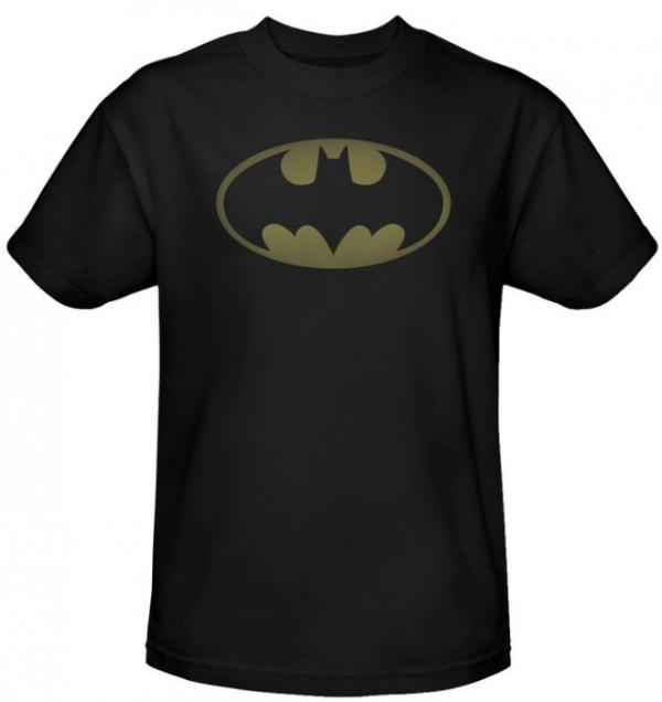 Batman Washed Logo T-Shirt