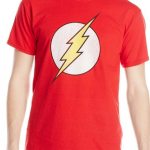 Flash Distressed Logo T-Shirt
