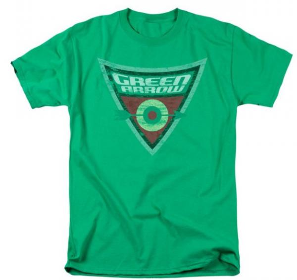 Green Arrow Shield T-Shirt