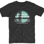 I Lost Super Smash Bros Shirt