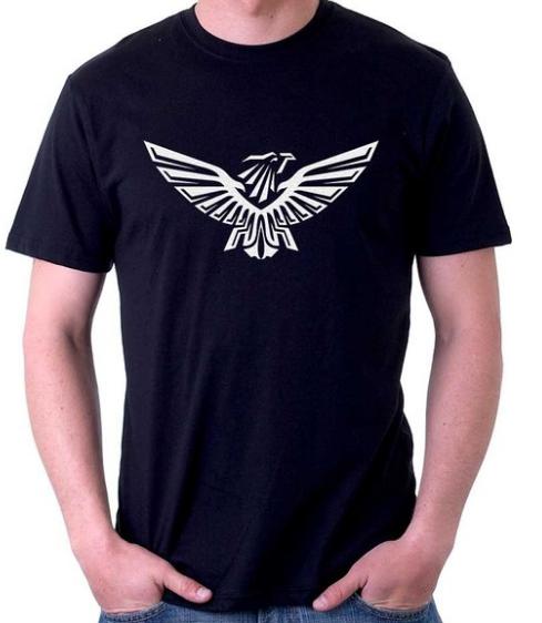 Mens Assassins Creed Desmond Miles Eagle T-Shirt