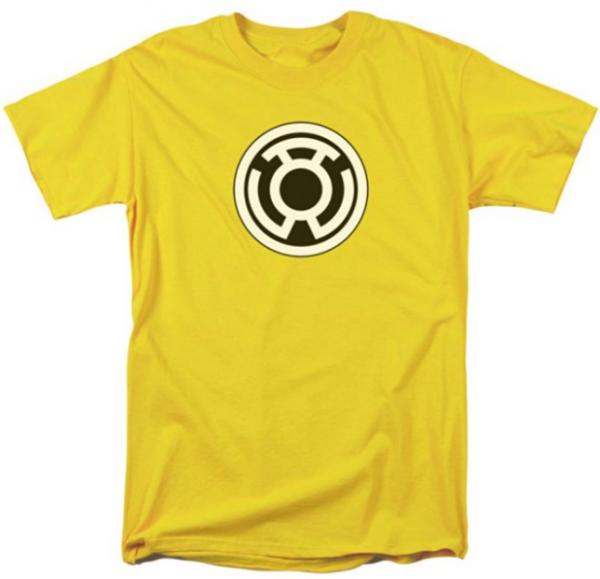 Sinestro Corps T-Shirt