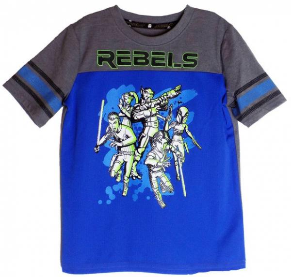 Star Wars Rebels Blue T-Shirt
