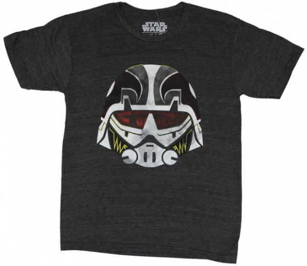 Star Wars Rebels Ezra Helmet T-Shirt