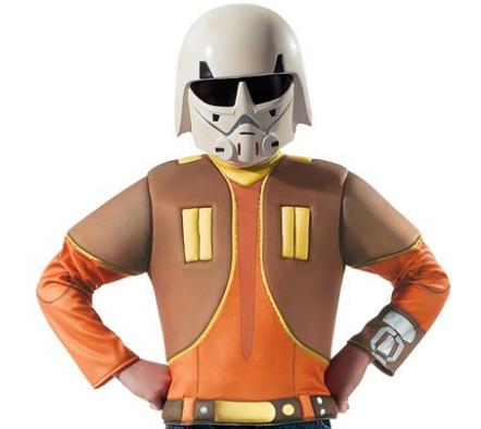Star Wars Rebels Ezra muscle shirt