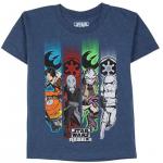 Star Wars Rebels characters T-Shirt