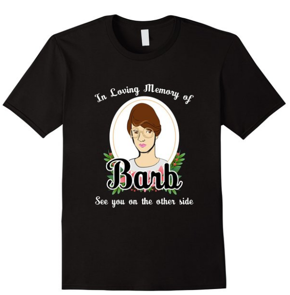 Stranger Things Barb RIP T-Shirt