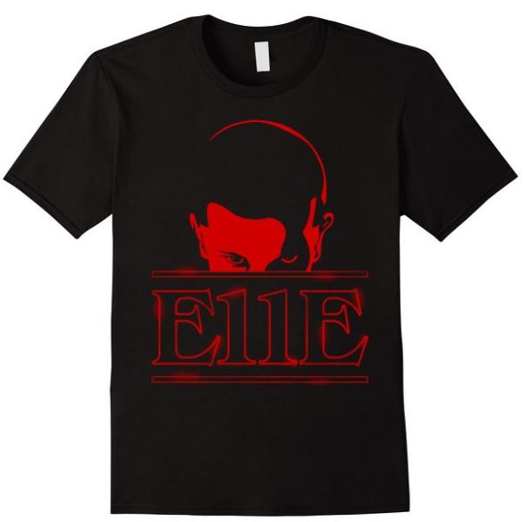 Stranger Things Elle T-Shirt
