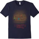 Stranger Things Letters & Lights T-Shirt