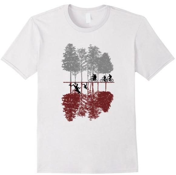 Stranger Things The Upside Down T-Shirt