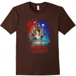 Stranger Things poster t-shirt