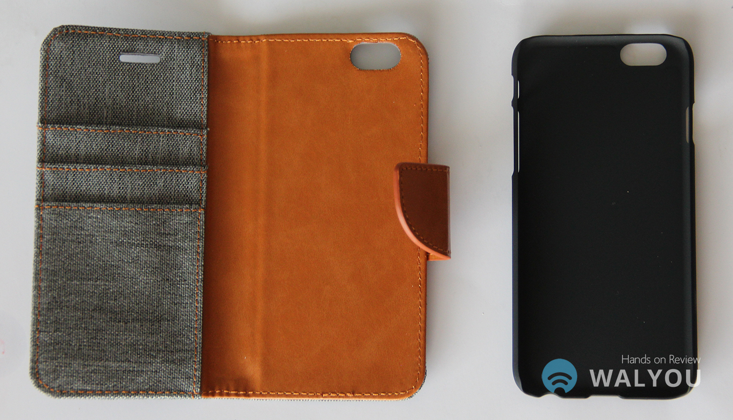 best 3-in-1 iPhone 6 Wallet Case Qlio