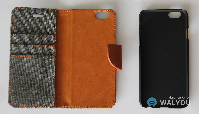 best 3-in-1 iPhone 6 Wallet Case Qlio