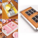 Alphabet Letters Number Cake Pan