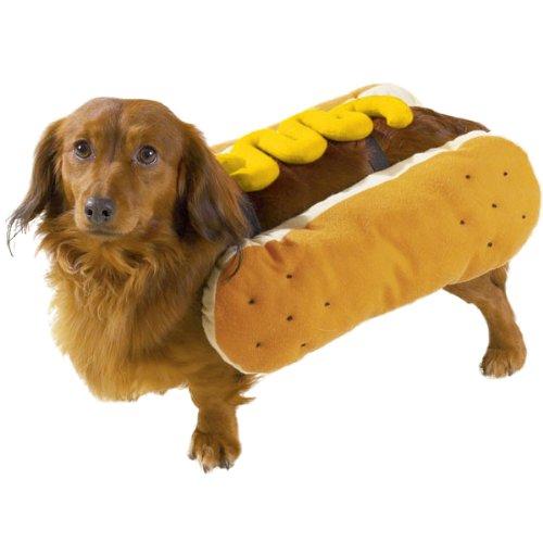 Dog Hot Dog Costume