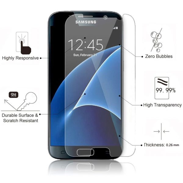 Hi-case Galaxy S7 Glass Screen Protector