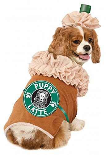 Ice Coffee Dog Costume