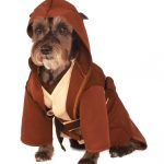 Jedi Dog Costume