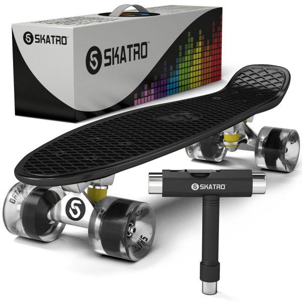 Skatro Mini Cruiser Skateboard