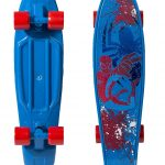 Spider-Man Plastic Skateboard