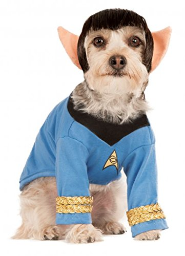 Spock Dog Costume