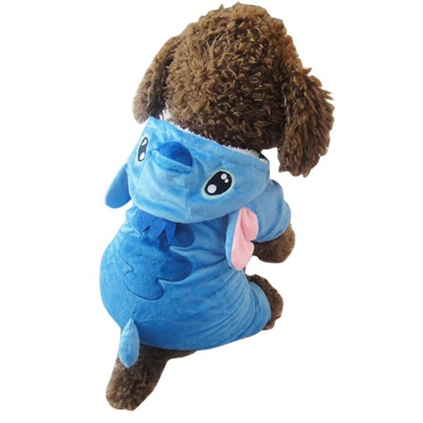 Stitch Dog Costume