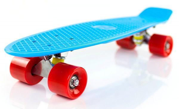 The Boss Vintage Skateboard