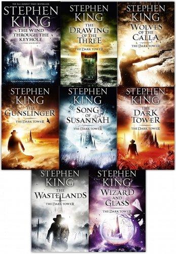 The Dark Tower Series Complete Set