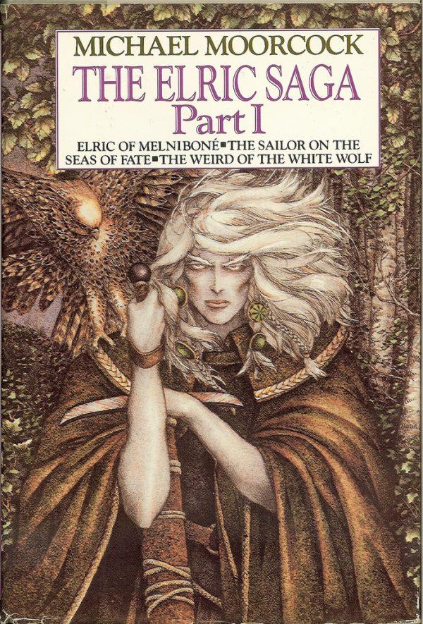 The Elric Saga Book