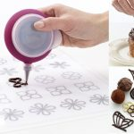 best gadgets to decorate cakes and cupcakes Decomat Decorating Kit