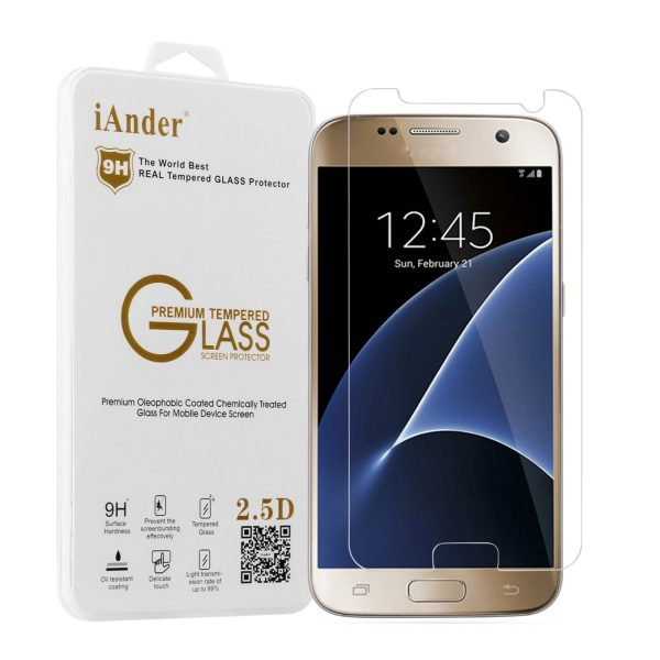 iAnder Galaxy S7 Glass Screen Protector