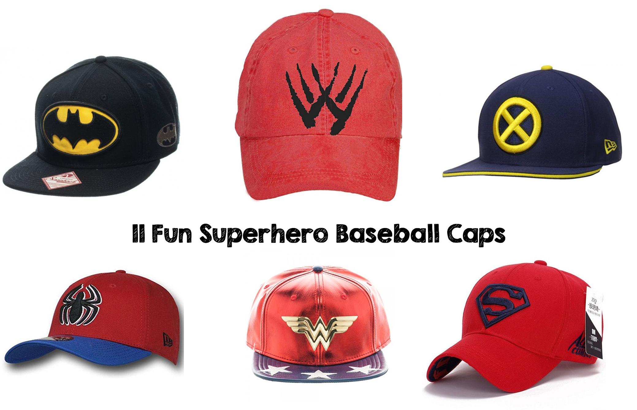 d0d843f2195f4 11 Fun Superhero Baseball Caps - Walyou