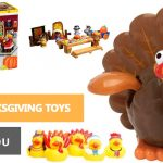 12 Wonderful Ideas for Thanksgiving Toys to Get Your Kids