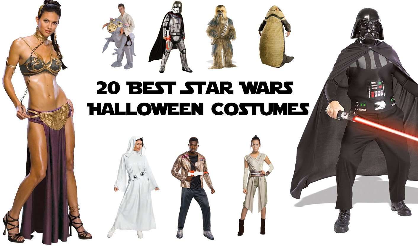 20 Best Star Wars Halloween Costumes