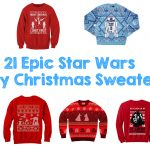 21 Epic Star Wars Ugly Christmas Sweaters