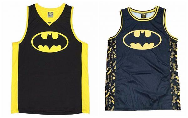 DC Comics Batman Basketball Jerseys