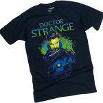 Doctor Strange CGA Coloring T-Shirt