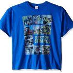 Doctor Strange Comics Panel T-Shirt